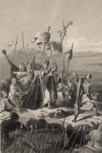 Battaglia medievale