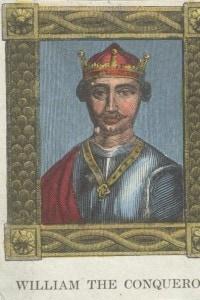 Circa 1070, Guglielmo il Conquistatore (1027 - 1087)