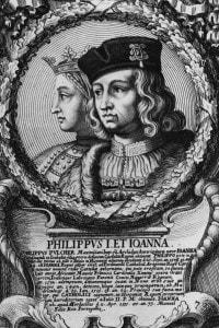 Filippo il Bello e Giovanna la Pazza