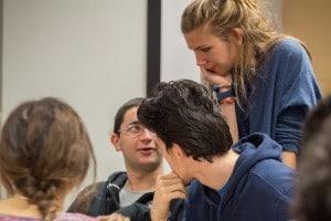 Luca, studente del quinto anno di liceo classico al Montessori di Roma, ha sperimentato il mestiere del giornalista in una vera redazione