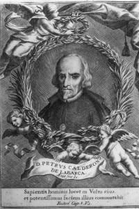 il drammaturgo spagnolo Pedro Calderon de la Barca, autore de La vita è sogno