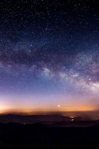 La notte è da sempre parte dell'immaginario degli artisti