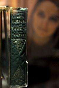L'origine della specie, la prima edizione del libro di Charles Darwin