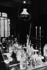 Laboratorio di Louis Pasteur