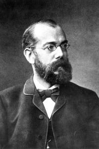 Robert Koch, lo scienziato tedesco che scoprì l'agente eziologico della tubercolosi