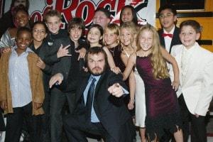 Il cast di School of Rock agli MTV Movie&TV Awards