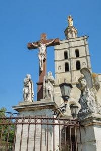 Crocifissione di Gesù, Cattedrale di Avignone