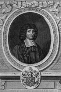 Isaac Barrow, 1660