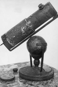 Telescopio appartenuto a Newton