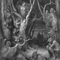 Canto XIII Inferno di Dante: testo, parafrasi e figure retoriche