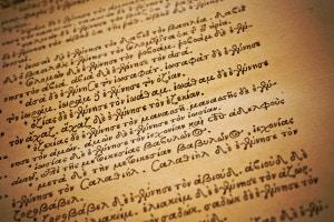 Aristotele: opere