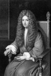 """Robert Boyle è autore di """"The sceptical chymist"""", considerato il primo testo di chimica"""