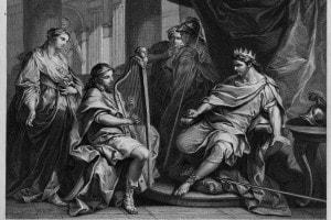 Riassunto del Saul di Alfieri