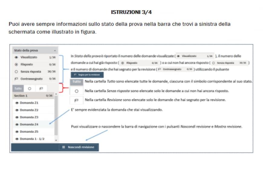 Test Invalsi Simulazione Matematica Istruzioni Test Invalsi Terza