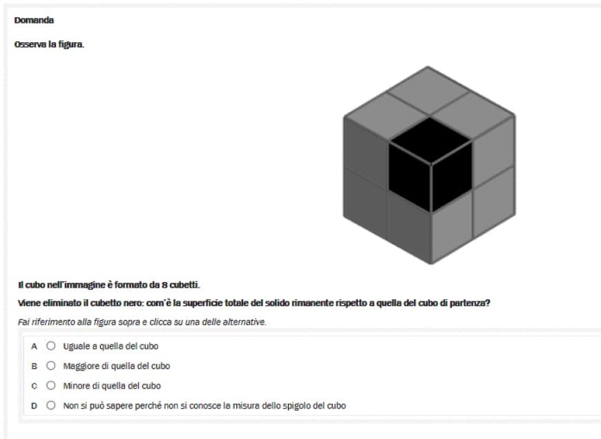 Test Invalsi simulazione matematica, domande | Test ...