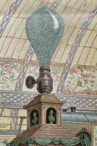 Lampadina costruita con ventimila lampadine a incandescenza
