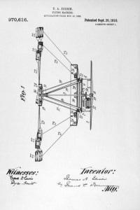 Un progetto dell'inventore Thomas Edison