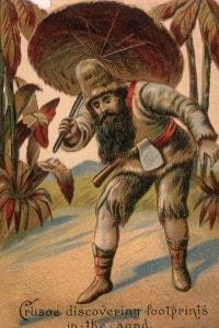 Altro grande romanzo moderno è il Robinson Crusoe di Daniel Defoe
