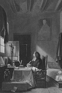 Girolamo Savonarola, il predicatore che il 23 maggio del 1498 fu bruciato sul rogo per volere di papa Alessandro VI Borgia
