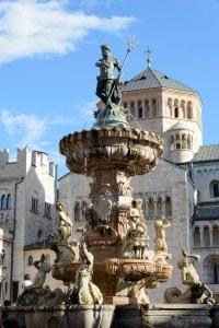 Trento fu scelta come sede del Concilio del 1545 perché si trovava al confine tra l'Italia e l'Impero