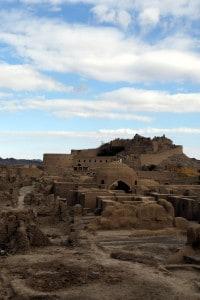 La Fortezza di Bam, nella provincia iraniana di Kerman, è stata il set cinematografico del film