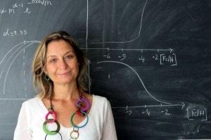 Raffaella Schneider, Professoressa Associata di Fisica alla Sapienza di Roma