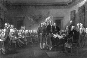 Dichiarazione d'indipendenza degli Stati Uniti
