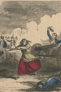 Molly Pitcher, eroina popolare della guerra di Indipendenza