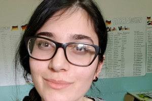 Francesca Prencipe, maturanda che sogna un futuro nelle STEM