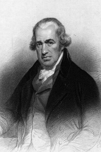 James Watt, inventore della macchina a vapore