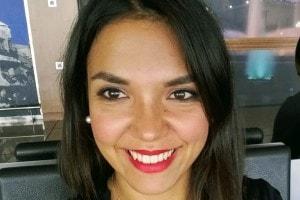 Chiara Gaudeni, dottoranda al SIRSLab di Siena