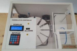 Autodoc Systems, il prototipo visto dall'alto