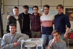 Il team di Autodoc Systems quest'anno affronterà la maturità 2018