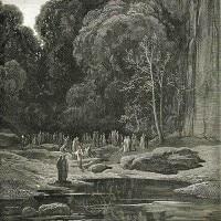 Canto IV Purgatorio di Dante: testo, parafrasi e figure retoriche