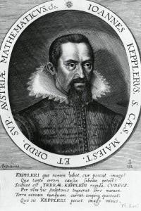 Ritratto di Giovanni Keplero