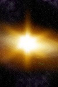 L'esplosione di una supernova