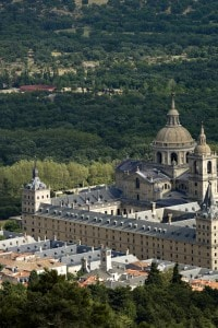 Monastero dell'Escorial a Madrid