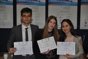 Lorenzo Soverchia, Elisa Ausili, Noor Gholam