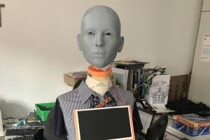 H.A.I.D.I., l'umanoide finalista de I giovani e le scienze 2018