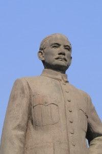 Statua di Deng Ziaoping a Beijing