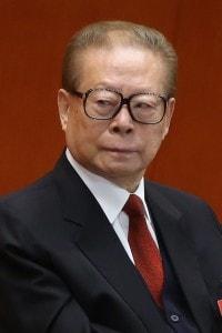 Jang Zemin, presidente della Repubblica Popolare Cinese dal 1993 al 2003