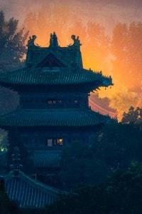 Tempio Shaolin, nella provincia cinese dell'Henan