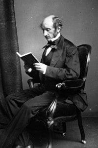 Il filosofo inglese John Stuart Mill