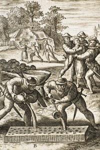 Il massacro degli Ugonotti in Francia fra XVI e XVII secolo