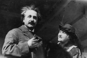 Albert Einstein, uno dei grandi protagonisti della scienza nel Ventesimo secolo