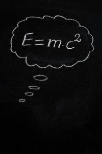 Formula della teoria della relatività generale