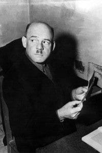 Fritz Sauckel, foto scattata in prigione a Norimberga