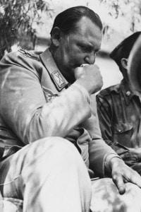 Il generale Hermann Goering