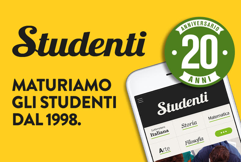Studenti.it dal 1998 al 2018