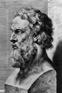 Busto di Platone